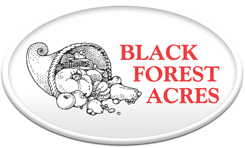 Black Forest Acres Organic Food Supplements Vitamins